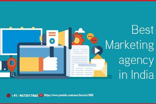 Best Marketing agency in India