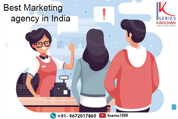 Best Marketing Agency in India