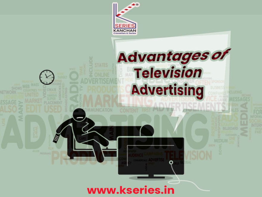 Advantages of Television Advertising