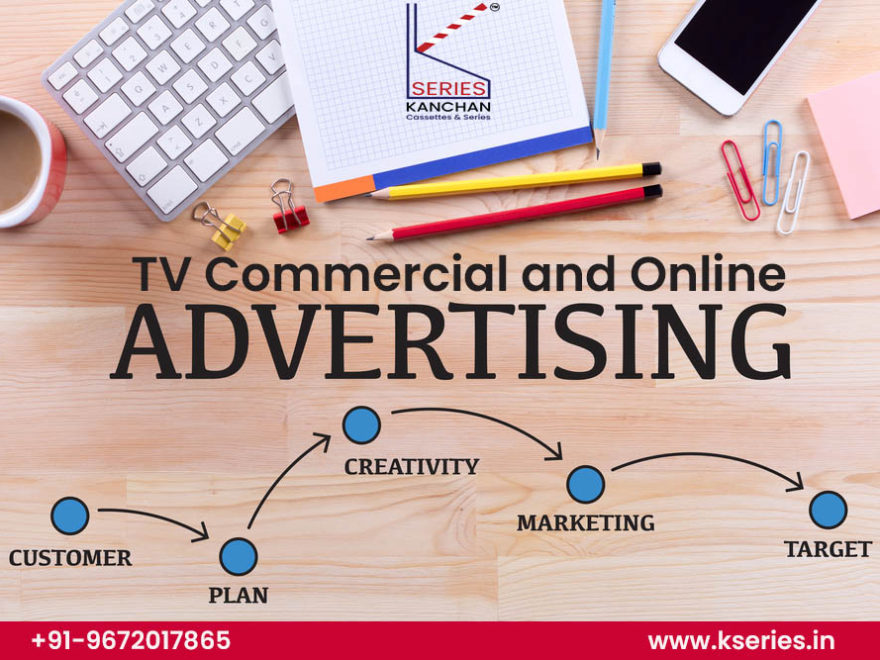 TV Commercial Advertising and Online Advertising Company in Jaipur